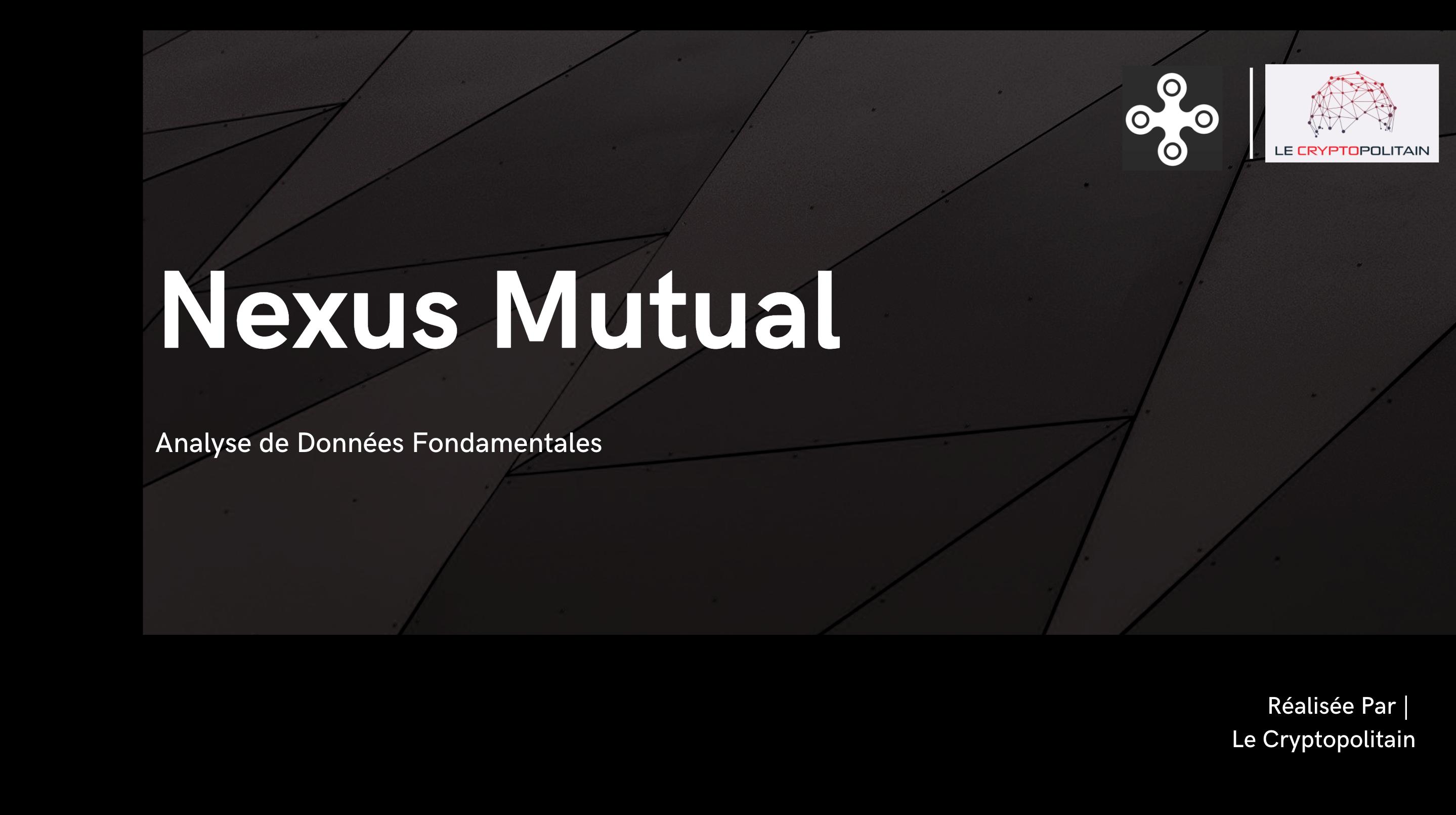 Analyse fondamentale Nexus Mutual